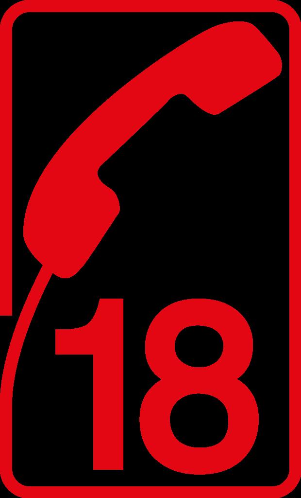 logo pompiers